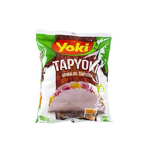 Hydratisierte Tapiokastärke, Beutel 500g - Tapyoki - Goma de Tapioca YOKI 500g