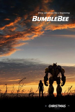 Bumblebee – U.S Movie Wall Poster Print - 30cm x 43cm / 12 inches x 17 inches Transformers Prequel