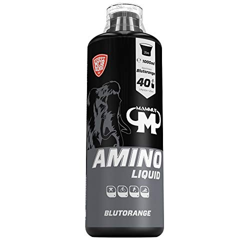 Mammut Bloody Orange Amino Liquid 1000 ml