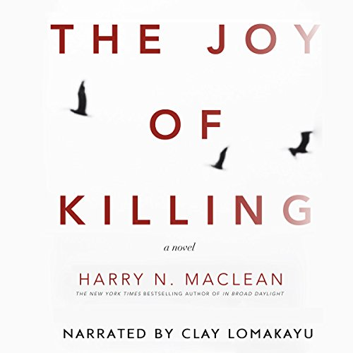The Joy of Killing audiobook cover art