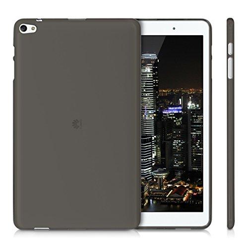kwmobile Huawei MediaPad T2 10.0 Pro Hülle - Silikon Tablet Cover Case Schutzhülle für Huawei MediaPad T2 10.0 Pro - Schwarz Transparent - 5