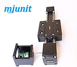 mjunit with 700mm Stroke Cheap Price CNC Linear Guide Rail 6 pcs Bearing Carriage