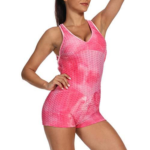 Marijee - Conjunto de ropa deportiva para mujer G XL