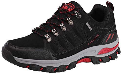 Easondea Zapatillas de Trekking para Hombres Mujeres Zapatillas de Senderismo Unisex Botas...
