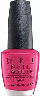O.P.I Nail Lacquer, Pink Flamenco, 15ml