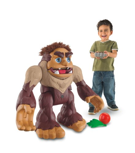fisher price big foot the monster - 1