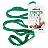 OPTP Stretch Out Strap with Exercise Booklet
