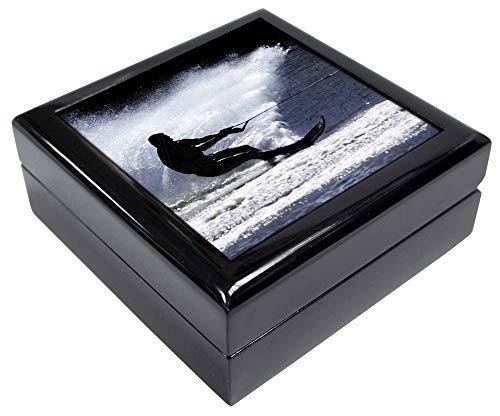Advanta - Jewellery Boxes WASSERSKI Sport Andenken/Schmuck Box Weihnachten Geschenk
