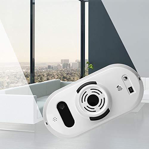 Stagione Scolastica Robot lavavetri, telecomando intelligente Robot lavavetri che pulisce la macchina per la pulizia del vetro per soffitto alto/esterno 100-240 V(Spina europea)