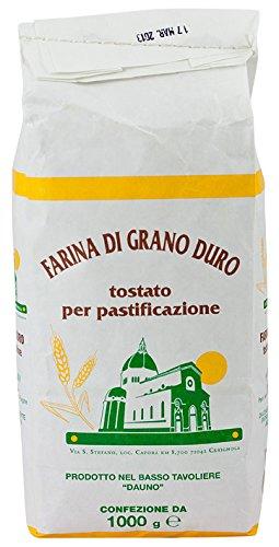 Farina di Grano Arso Pugliese 1 kg