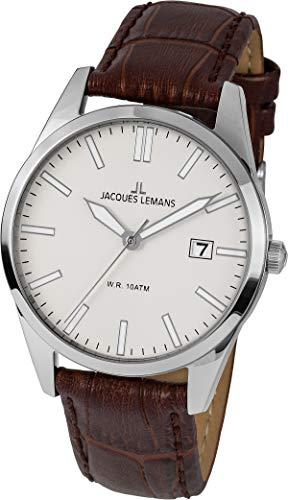 Jacques Lemans Orologio da uomo 1-2002E