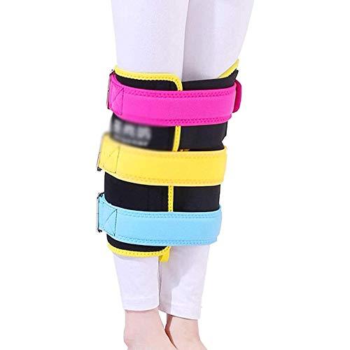 Cushion Beinkorrekturgürtel - Beine Haltungskorrektur Verstellbar, Unisex O/X-Beinkorrekturgürtel Beinkorrekturgürtelband Begradigen Sie Den Gürtel