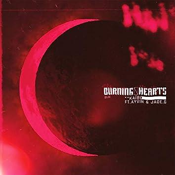 Burning Hearts (feat. Ayvin, Jade G)