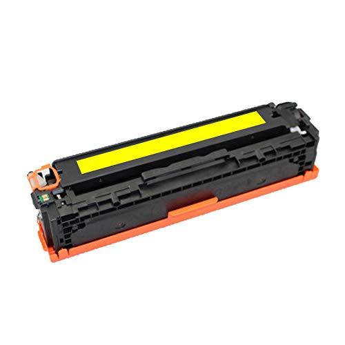 AXAX Cartucho de tóner Compatible 305A para HP 305A CE410A CE411A CE412A CE413A Reemplazo para HP Color Laserjet Pro M300 400 351A 451DN 451NW 375NW 475D Impresora Yellow