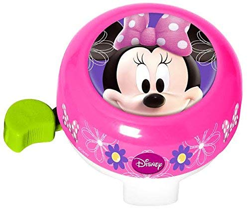 Disney Minnie Mouse Kinder Fahrrad Klingel Fahrradklingel GLOCKE