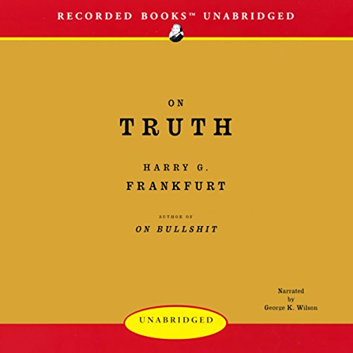 On Truth audiobook cover art