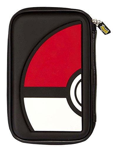 BigBen Pokémon Hartschalen Tasche für den New 3DS XL / 3DS XL | mit Fächern zur Aufbewahrung | Motive wählbar | PXL515 |Motiv: Pokeball