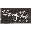 1 Thessalonians 5:18 Wood Wall Decor | Hobby Lobby | 5816145