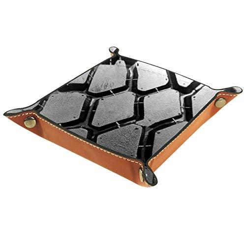 Chuangxin Negro Invierno Neumático Plano de Microfibra Caja de Almacenamiento de Suministros de Oficina de Papelería de Escritorio Artículos de Artículos de Artículos de Artículos de Artículos de, multicolor, 16x16cm