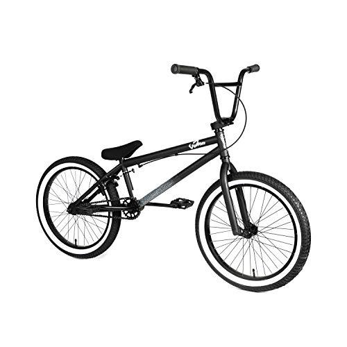 Venom Bikes 20 inch BMX - Matt Black
