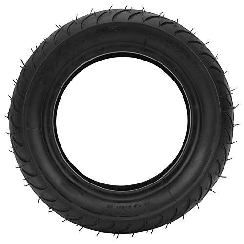 Wosune Neumático de Caucho, neumático de vacío Antideslizante 90‑65‑6,5 Neumático 90‑65‑6,5 Neumático sin cámara para Bicicletas eléctricas para Mini vehículos Todoterreno para Scooter eléctrico