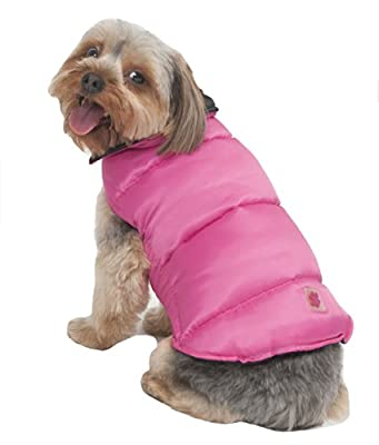 Fashion Pet Reversible Arctic Dog Coat
