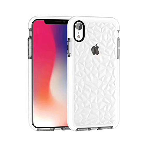 xffg Funda protectora transparente para iPhone Xs Max iPhone 12 Mini carcasa protectora de silicona suave a prueba de golpes 11PRO (solo una funda para teléfono)