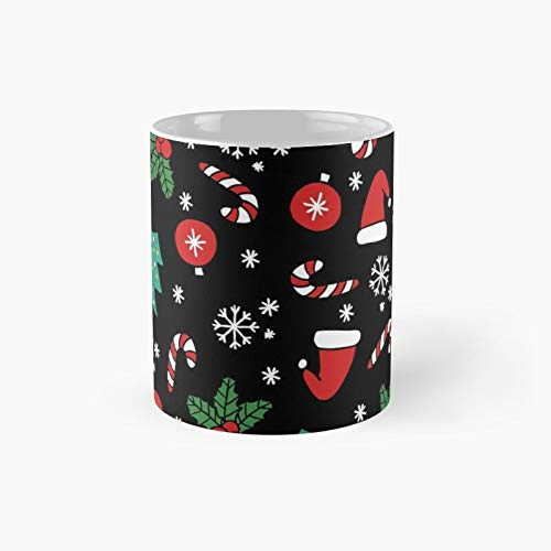 Christmas Classic Mug | Best Gift Funny Coffee Mugs 11 Oz