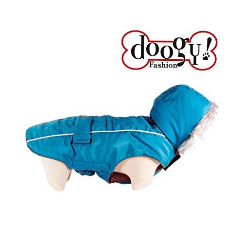 Doudoune Softy T40 Bleu