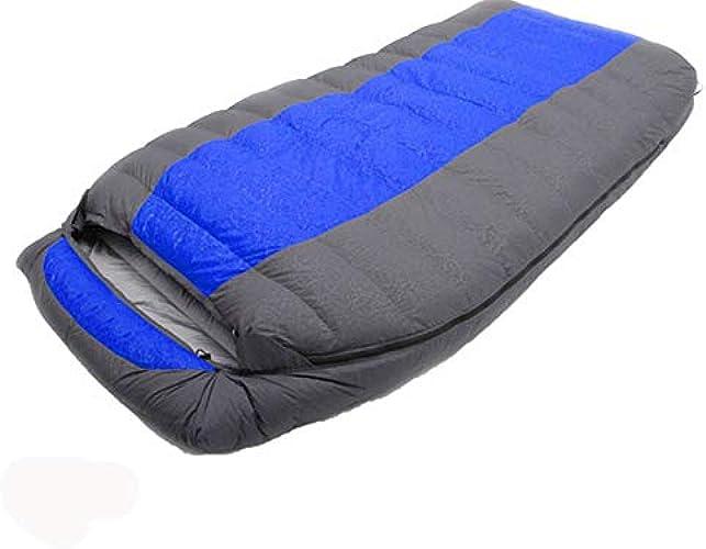 2 Personnes utilisent 2500g   3000g Duvet de Canard remplissant Chaud Sac de Couchage de Camping Confortable Uyku Tulumu