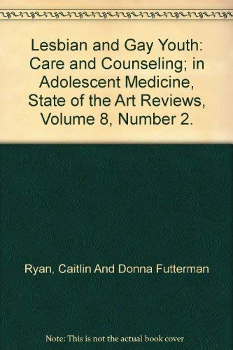 Lesbian & Gay Youth Care and Counseling