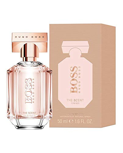 BOSS The Scent For Her Eau de Toilette, 1er Pack (1 x 50 ml)