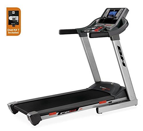 BH Fitness i.F2W DUAL WG6473U tapis roulant elettrico pieghevole con Dual Kit
