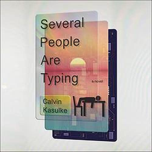 Several People Are Typing cover art