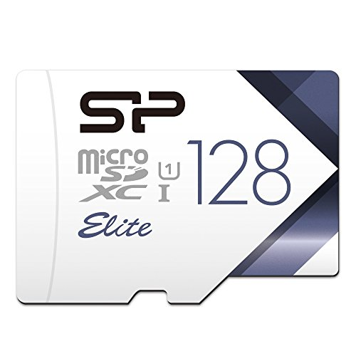 【Amazon.co.jp限定】シリコンパワー microSD カード 128GB Nintendo Switch 動作確認済 class10 UHS-1対応...