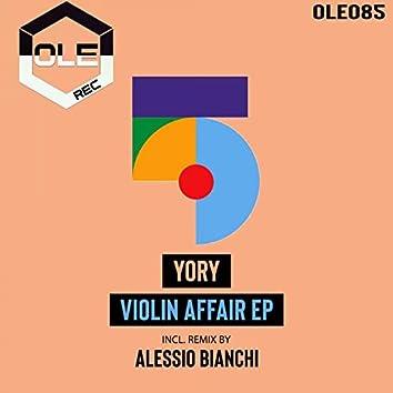Violin Affair EP