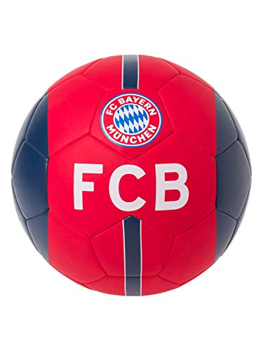 FC Bayern München Ball rot Gr. 5