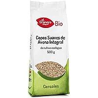 El Granero Integral Copos Suaves de Avena Integral Bio - 500 gr