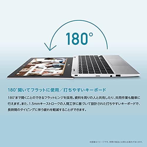 ASUSTekChromebookCX1ノートパソコン(11.6インチ/日本語キーボード/Webカメラ/インテルCeleronN3350/4GB・32GBeMMC/シルバー)【日本正規代理店品】【あんしん保証】CX1100CNA-GJ0040
