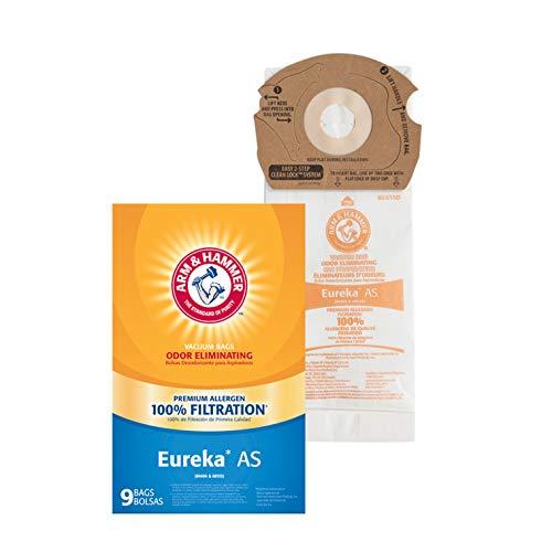 Arm & Hammer Eureka Style AS Premium Allergen Vacuum Bag (9 Pack)