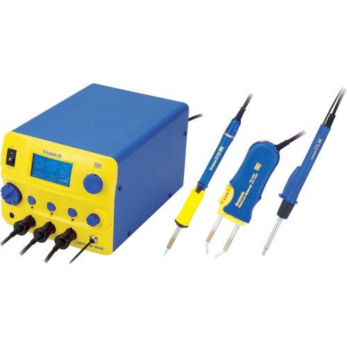 白光(HAKKO) ハッコーFM-206 100V 2極接地型プラグ FM20601