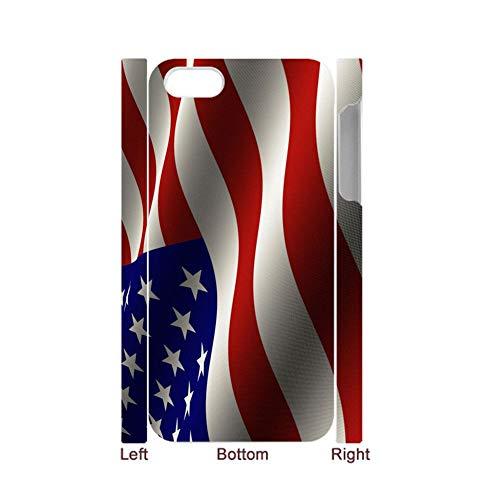 Protector Carcasa De Plástico Rígido Impresión American Flag 1 para Los Hombres Usar como Apple iPad Mini 1 2 3
