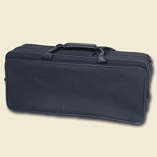 Eastman® Koffer für Trompete (Rucksack) schmales Design Trompetenkoffer Trumpet Case Rucksackkoffer Tasche Gigbag Trompetengigbag