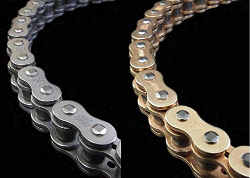 EK Motor Sport 520 SRX2 Series Chain - 112 Links - Natural, Chain Application: All, Chain Length: 112, Chain Type: 520, Color: Natural