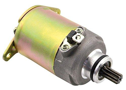 starter, starter, motor, startmotor Linhai Monarch 125 elektrostarter scooter