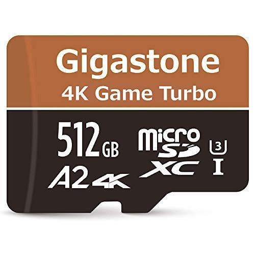 Prime Plus & A2 4K Serie 512GB A2 4K