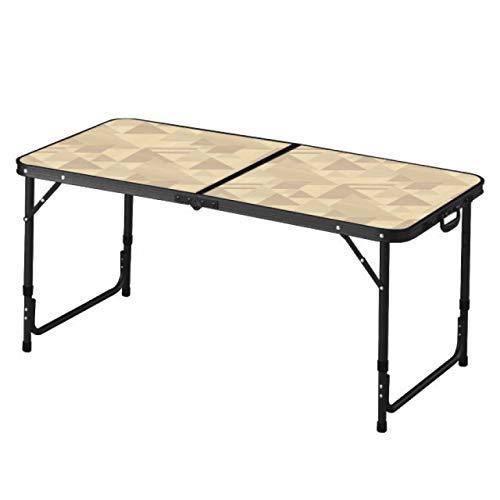 イグニオ 折りたたみ式テーブル120 (IG FDテ-ブル2 120) キャンプ テーブル IGNIO