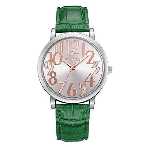 fITtprintse F Classico di Alta precisione delle Donne Lady Strap Watch Casual Semplice Stile di Moda da Polso al Quarzo analogico Regalo Presentfd171