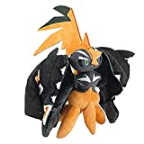 N/D Kids Soothing Plush Toy Cute Tapu Koko Anime Stuffed Plush Figure 27CM Monster Elve Plush Doll Anime Bird Animal Doll Figurine Cuddly Toy Home Decor Collectible Toy Gift