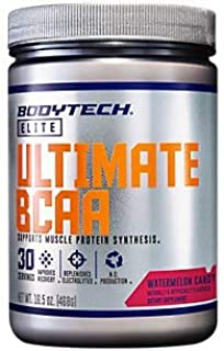 Ultimate BCAA Watermelon Candy (16.5 oz. / 30 Servings)